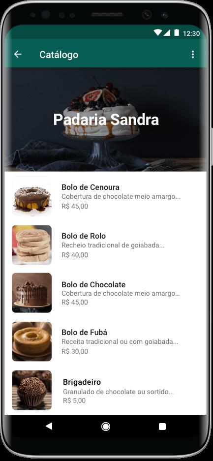 WhatsApp agora permite catálogo de produtos 3